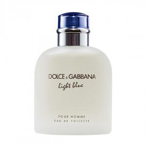 D&G LIGHT BLUE HOMME WODA TOALETOWA 75 ML