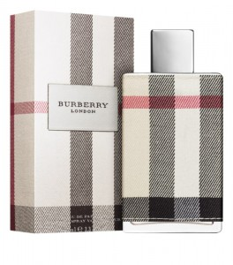 BURBERRY LONDON FOR WOMAN WODA PERFUMOWANA 50 ML